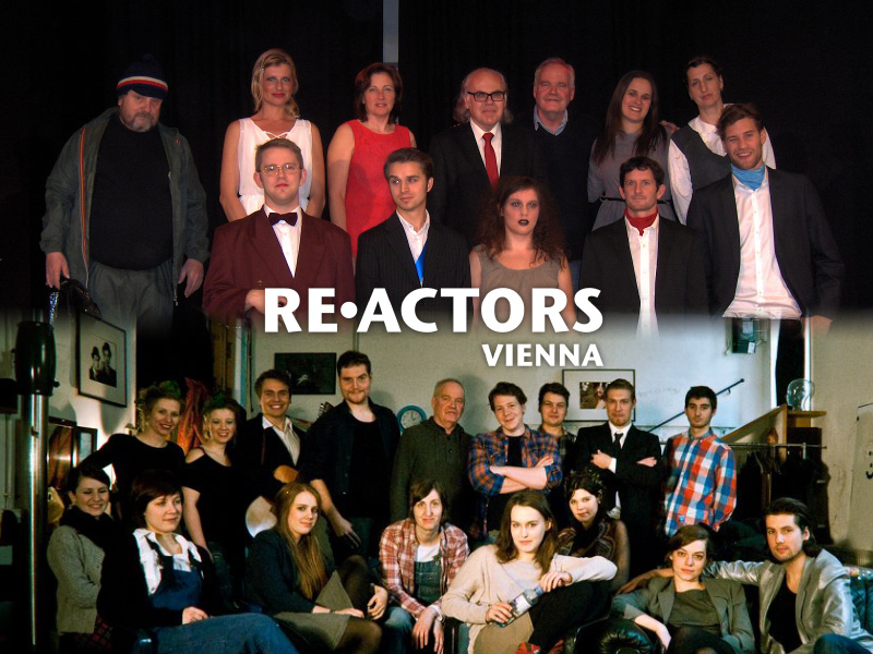 re-actors vienna theatergruppe